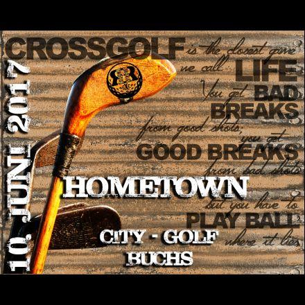HOMETOWN City-Golf Buchs