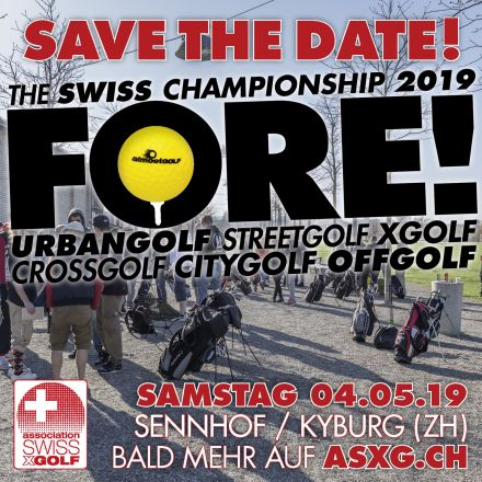 FORE!Switzerland 2019