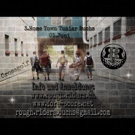 3. HOME TOWN CITY GOLF TURNIER BUCHS