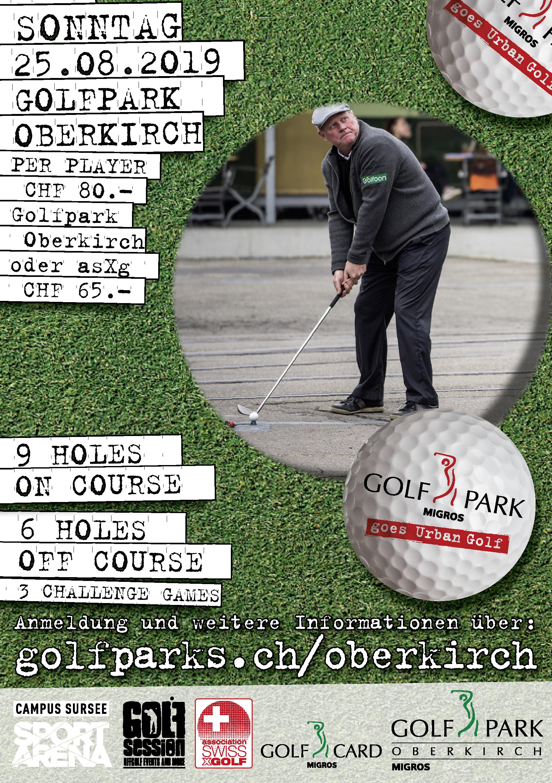 Golf Park goes Urban Golf - Oberkirch