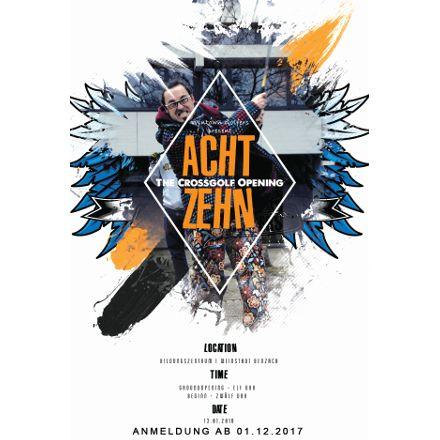 ACHTZEHN - The Crossgolf Opening