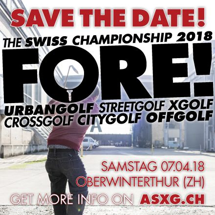 FORE!Switzerland 2018