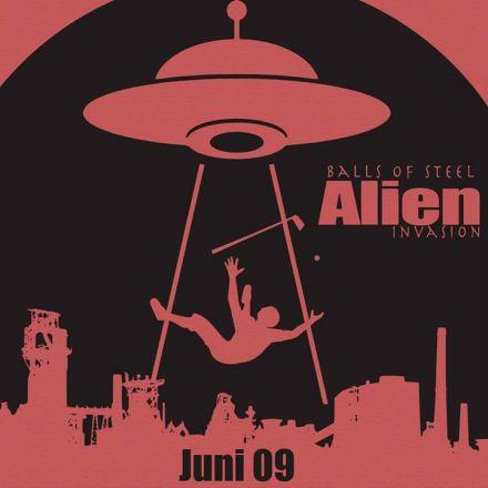 Balls of Steel - Edition: Alien invasion